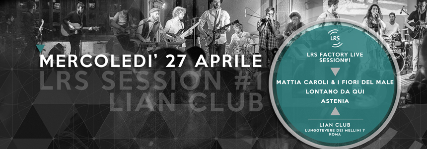27/04/2016 LRS SESSION #1 @ LIAN CLUB